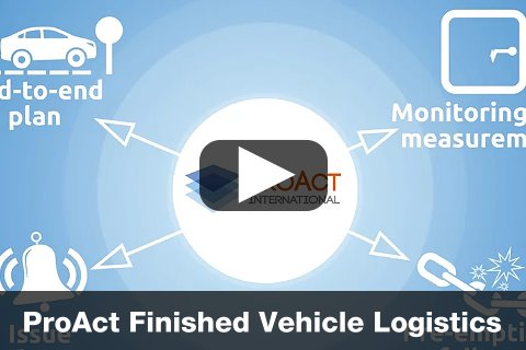 ProAct Finished Vehicle Logistics Video